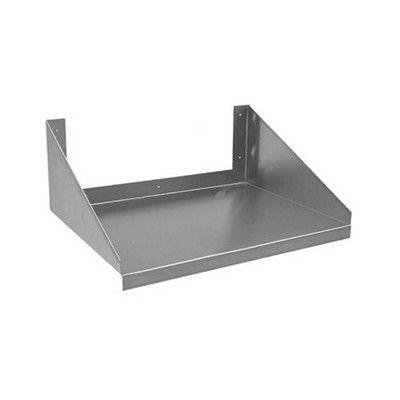 efi wmms-24-24 wall mount microwave shelf