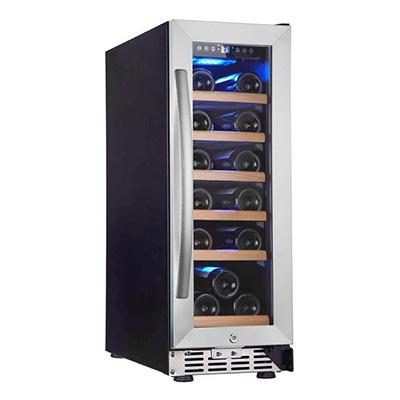 "USF18S Eurodib Glass Door Wine Merchandiser USF18S - 27"""