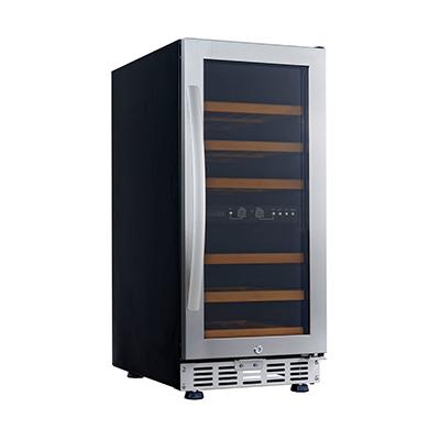 "USF33D Eurodib Glass Door Wine Merchandiser USF33D  - 35"""
