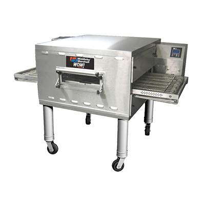 middleby marshall ps638e electric conveyor oven