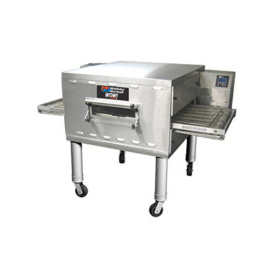 middleby marshall ps638g gas conveyor oven