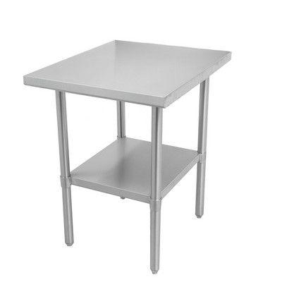 """DSST-3072-SS Thorinox Stainless Steel Work Table DSST-3072-SS - 72"""""""