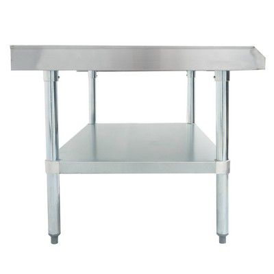 "DSTAND-2472-GS Thorinox Equipment Stand DSTAND-2472-GS - 24"" x 72"""