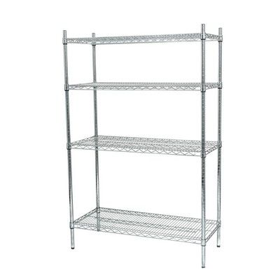 "TCFS-2472 Thorinox Chrome Wire Shelving TCFS-2472 - 24"" X 72"""