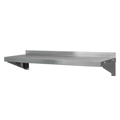 thorinox twss-1272-ss wall mount shelf