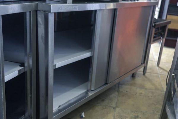 Open Box Thorinox Stainless Steel Cabinet TKCA-3060-SS No Drawers