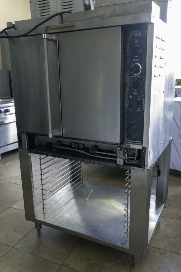 Used American Range Single Deck Convection Oven