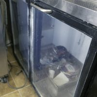 Used Back Bar Cooler
