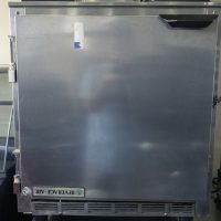 Used Beverage Air Undercounter Freezer UCF27 One Door