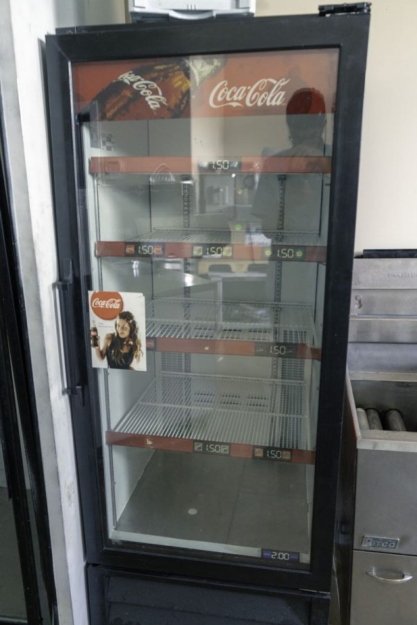 Used Habco Merchandising Cooler ESM12 12 Cu.Ft