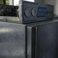 Used Moyer Diebel Dishwasher MD2000 Door Type