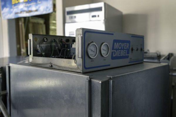 Used Moyer Diebel Dishwasher MD2000 Door Type