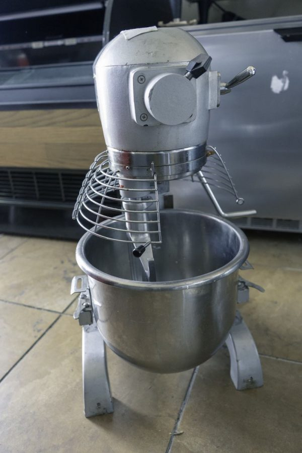 Used Omcan Dough Mixer SP200A 20 Quart