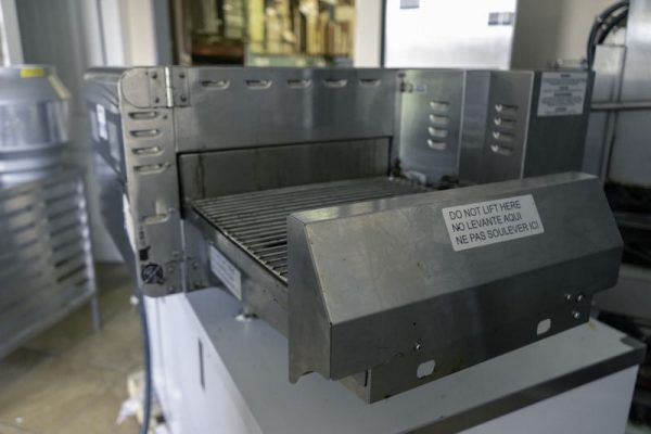 Used Ovention Conveyor Oven M1718SCA Ventless Electric