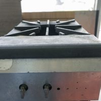 Used Stock Pot Range Single Burner