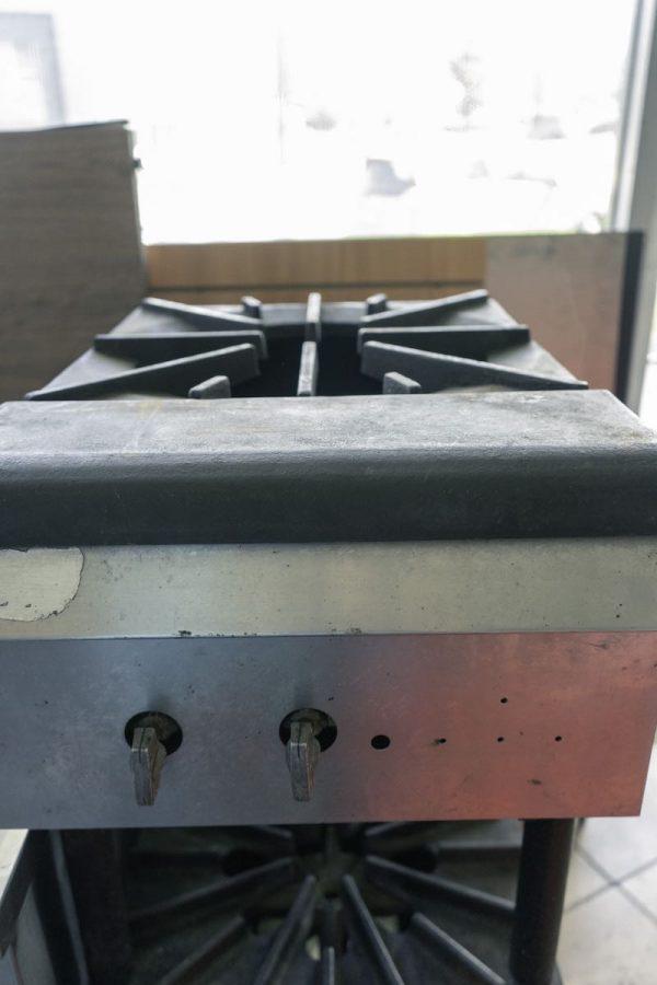 Used Stock Pot Range Single Burner