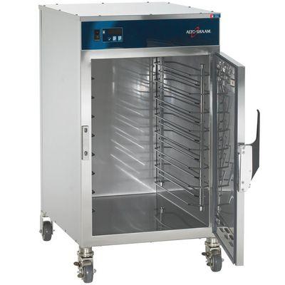 alto-shaam 1000-s hot holding cabinet door opened