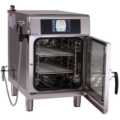 alto-shaam ctx4-10e electric combi oven door open