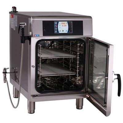 alto-shaam ctx4-10ec electric combi oven door opened