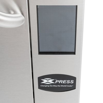 amana axp22t express combination high-speed cooking oven control buttons