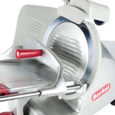 berkel 823e-plus manual meat slicer carbon steel knife