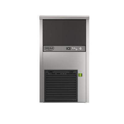 brema cb249a undercounter ice machine front view