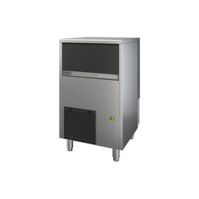 brema gb903a undercounter ice flaker front view