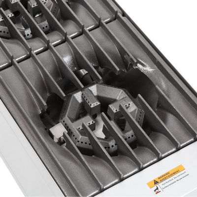 eurodib hp212 commercial gas hot plate burners