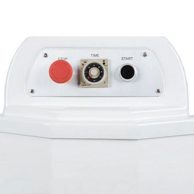 eurodib lm50t spiral mixer control panel