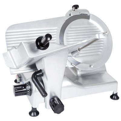 globe g10 manual meat slicer front view