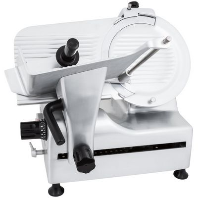 globe g12 manual meat slicer front view