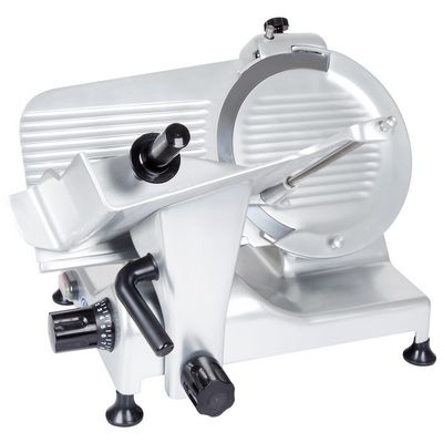 globe g14 manual meat slicer front view