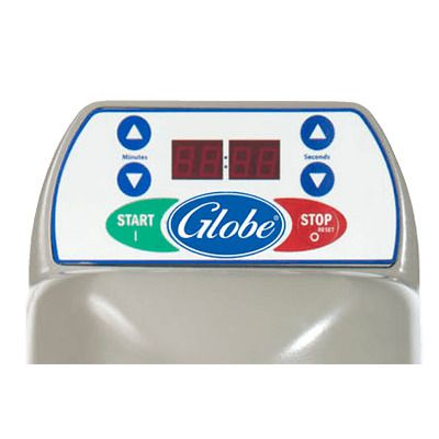 globe sp10 planetary mixer control buttons