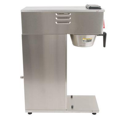 grindmaster b-sap single airpot coffee brewer side view