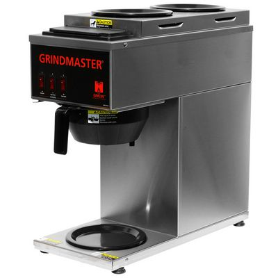 grindmaster cpo-3p-15a decanter coffee brewer without pot
