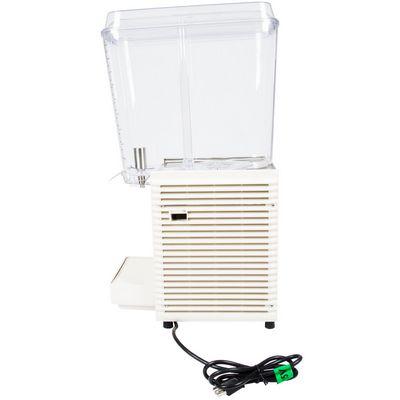 grindmaster d15-4 cold beverage dispenser side view