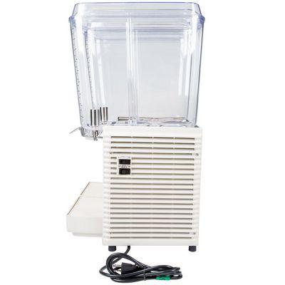grindmaster d25-4 cold beverage dispenser side view