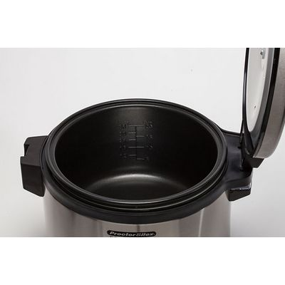 hamilton beach 37540 commercial rice cooker warmer inside pot
