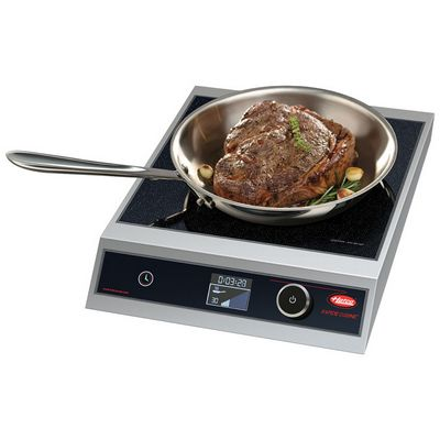 hatco irng-hc1-18 commercial countertop induction cooker in use 2