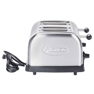 hatco tpt-120 commercial pop up toaster side view