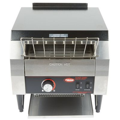 hatco tq-10 conveyor toaster front view