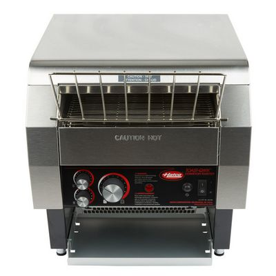 hatco tq-400 conveyor toaster front view