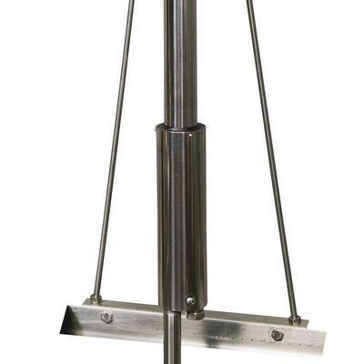himi if6004 v mount pre-rinse faucet v mount bottom