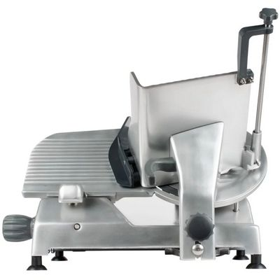 hobart edge12 manual meat slicer front view 1
