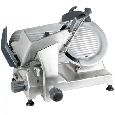 hobart edge12 manual meat slicer front view 2