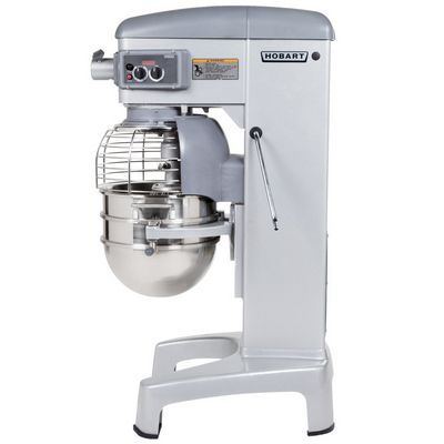 hobart hl300-3std planetary mixer side view