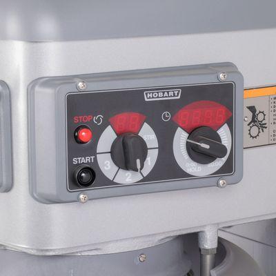 hobart hl400-1std planetary mixer control panel