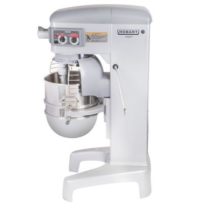 hobart hl400-4std planetary mixer side view