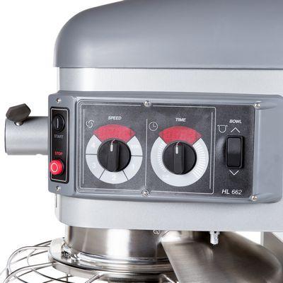 hobart hl662-1std pizza mixer control panel