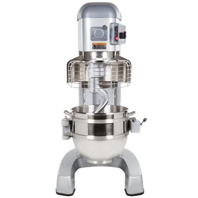 hobart hl662-1std pizza mixer front view